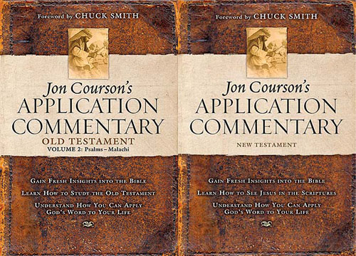 Jon Courson's Application Commentary