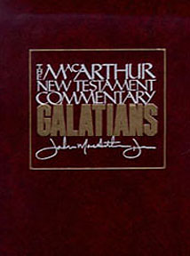 MacArthur New Testament Commentary: Galatians