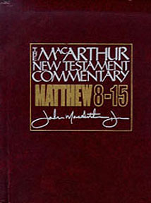 MacArthur New Testament Commentary: Matthew