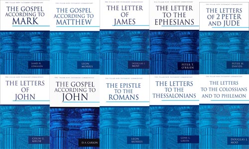 Pillar New Testament Commentary Bundle (10 Volumes)