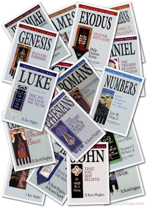 Preaching the Word Series: Complete Bundle