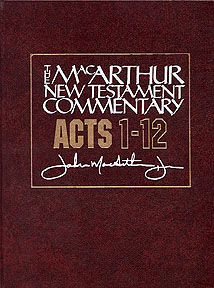 MacArthur New Testament Commentary: Acts