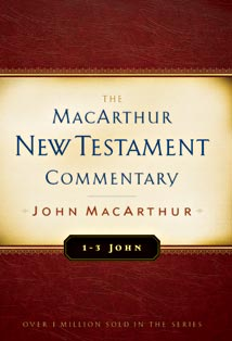 MacArthur New Testament Commentary: 1,2,3 John and Jude
